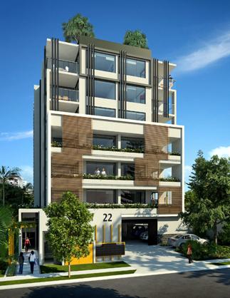 Lather Street Apartments