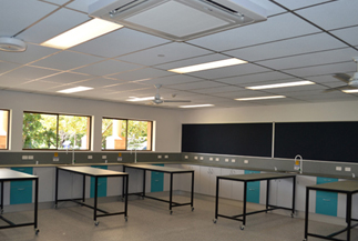 Somerset College Science Labs